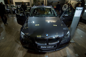 BMW 330xd Automatic