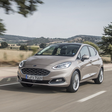 Ford Fiesta Vignale 1.0 EcoBoost S/S