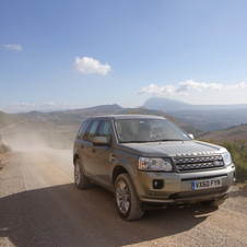 Land Rover Freelander 2  2.2 SD4 SE Auto 190hp