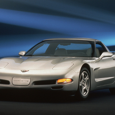 The C5 brought a new family of 5.7 liter V8 engines