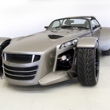 Funny Name for A Seriously Fast Car: The Donkervoort GTO