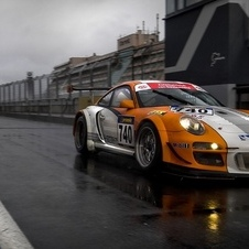 The 911 GT3 R Hybrid previewed the brand's desire for hybrids with its flywheel hybrid system
