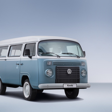 The Kombi is ending production in Brazil after 56 years