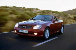 Mercedes-Benz SLK 320 Automatic