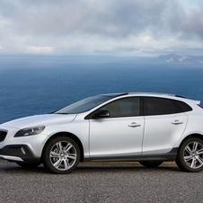 Volvo V40 Cross Country D3 Volvo Ocean Race