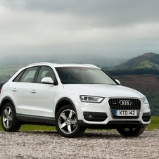 Audi Q3 2.0 TDI Attraction