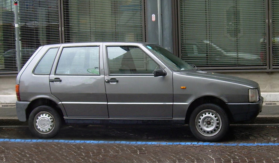 Fiat Uno Diesel :: 2 photos and 50 specs :: autoviva.com