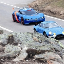 It seems unlikely if the new Alpine is built it will be exactly like the A110-50 concept, but it will borrow queues.