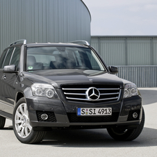 Mercedes-Benz GLK 200 CDI BE