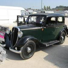 Fiat 508 Balilla 3 Speed