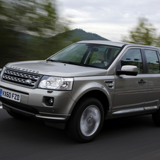 Land Rover Freelander 2  2.2 SD4 HSE Auto 190hp