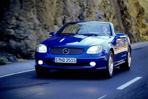 Mercedes-Benz SLK 230 Kompressor EVO AT
