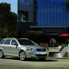 Skoda Octavia Break 2.0I TDI CR 140hp Exclusive