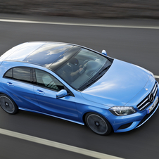 The Mercedes A-Class finished fifth in the European Car of the Year awards. It may do better in the World Car awards