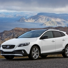 Volvo V40 Cross Country D4 Volvo Ocean Race