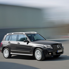 Mercedes-Benz GLK 200 CDI BE Auto
