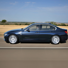 BMW 318d Luxury