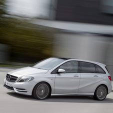 Full Reveal of New B-Class Ahead of Frankfurt (UPDATED)