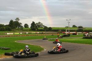 Karting? I might just do that Mr Chandhok!