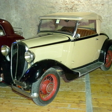 Fiat 508 Balilla 3 Speed 2-Seater