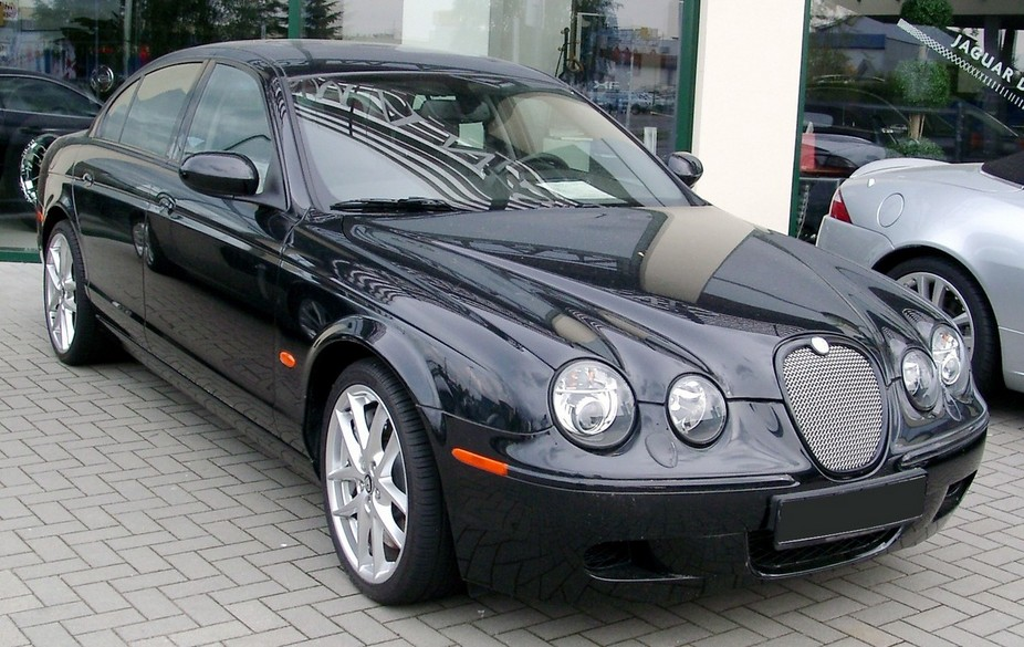 Jaguar S-Type 4.0 V8