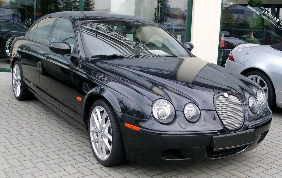 Jaguar S-Type 4.0 V8 :: 1 photo and 61 specs :: autoviva.com