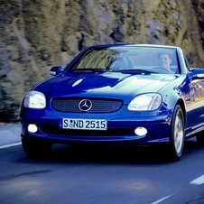 Mercedes-Benz SLK 200 Kompressor EVO AT
