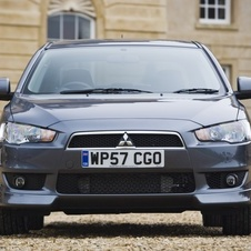 Mitsubishi Lancer SB 1.8 DID CT Instyle Navi