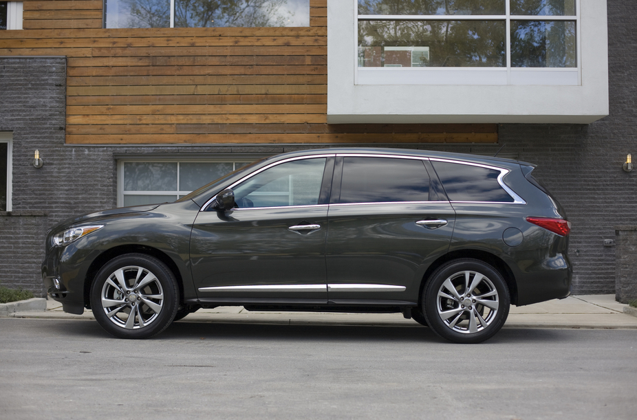 Infiniti Offers Drivers A Smaller Passenger Suv For The