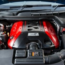 Power comes from GM's 6.2-liter V8