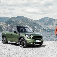 After selling more than 350,000 units worldwide, MINI decided it was time to refresh the Countryman and give it a new face
