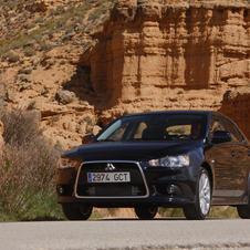Mitsubishi Lancer SB 1.8 DID CT Intense