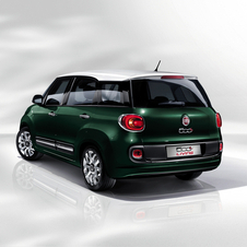 Fiat 500L Living 1.6 MultiJet II