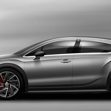 Citroen DS4 Racing Concept at Geneva Tweaked to Make  256hp