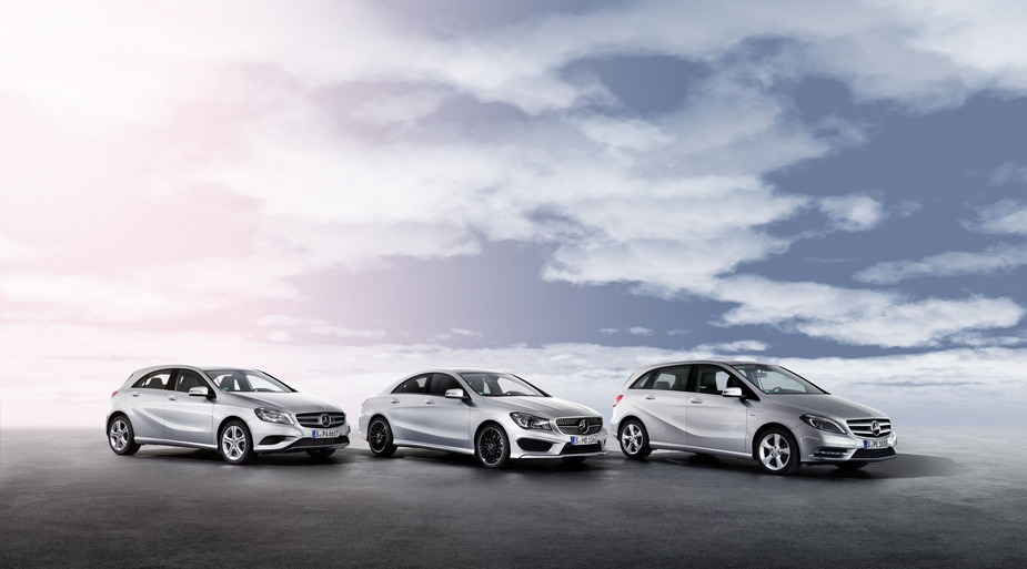The Mercedes Benz Compact Range Has Been A Huge Success