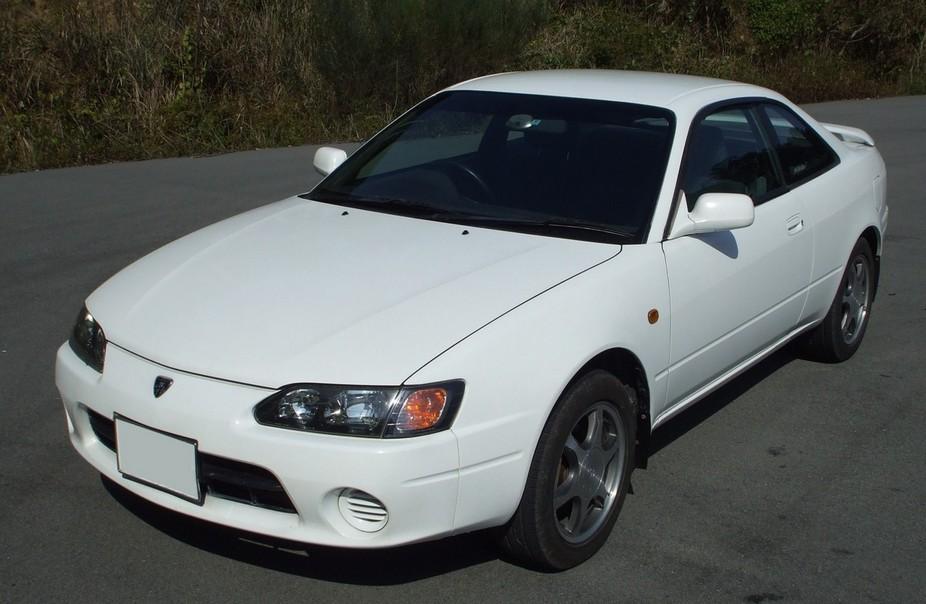 Toyota Sprinter Trueno XZ :: 1 photo and 54 specs :: autoviva.