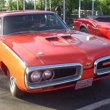 Dodge Coronet Super Bee Hardtop V8