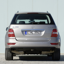 Mercedes-Benz ML 350 BlueTEC Auto
