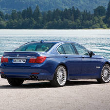 Alpina BMW B7 BITURBO Saloon LWB SWITCH-TRONIC 4WD