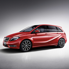Mercedes-Benz B 180 CDI BlueEFFICIENCY Sports Tourer AT