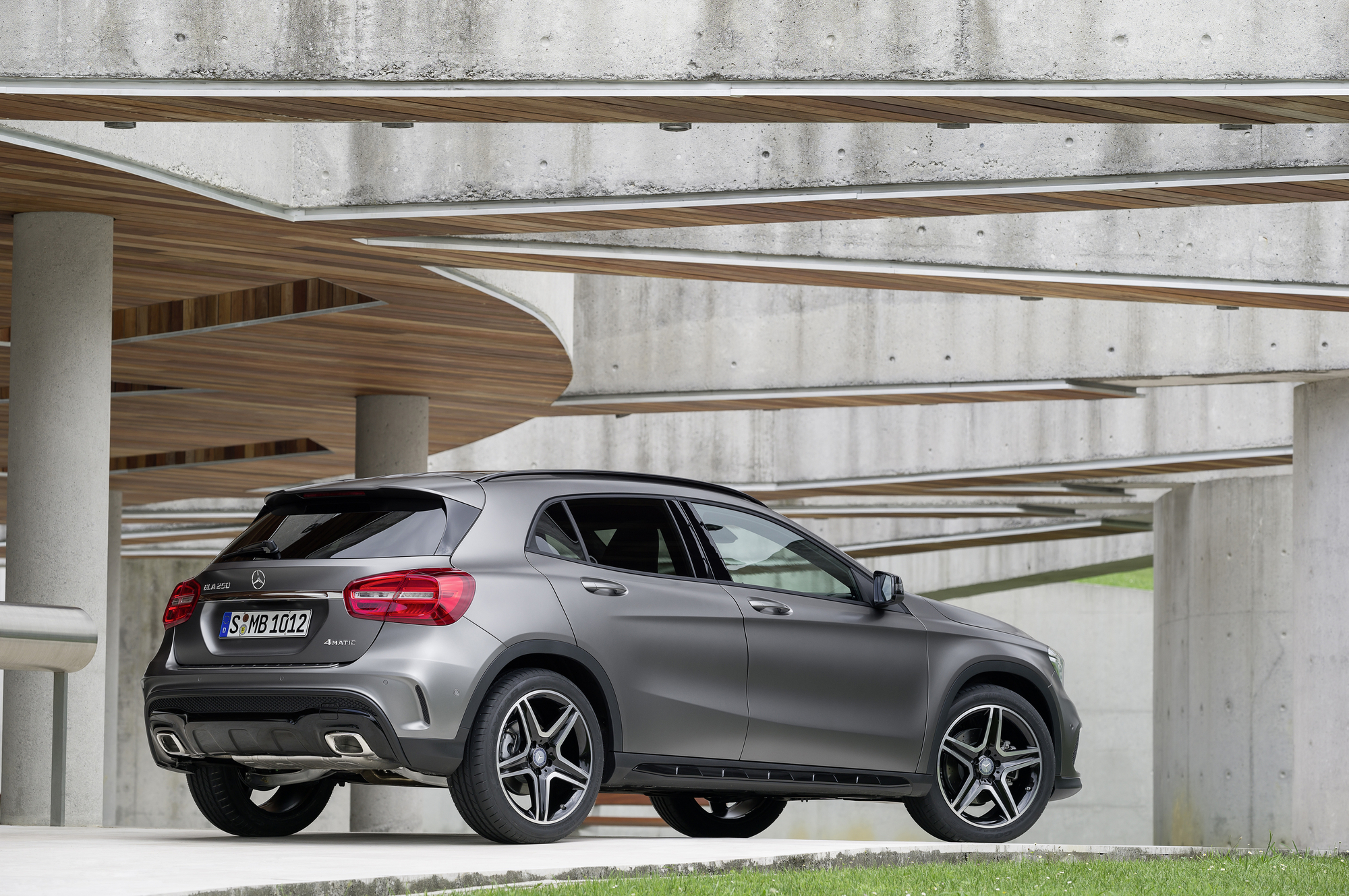 The GLA-Class is coming soon and will likely be a success