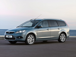 Ford Focus 2.0 TDCi Wagon Powershift