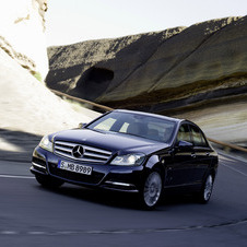Mercedes-Benz C350 Saloon BlueEfficiency Elegance