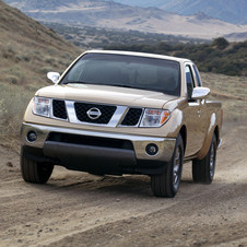 Nissan Frontier King Cab PRO-4X 4X2
