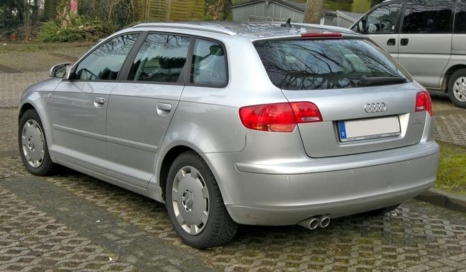 Audi A3 Sportback 1.6 S-Tronic Photos :: 3 pictures :: autoviva.com