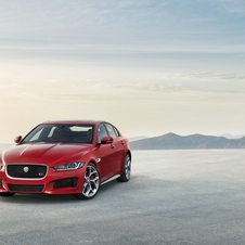 The British brand chose to first reveal the sportier version XE S