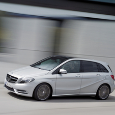 Mercedes-Benz B 200 CDI BlueEFFICIENCY Sports Tourer AT