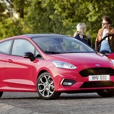 Ford Fiesta ST-Line 1.5 TDCi S/S