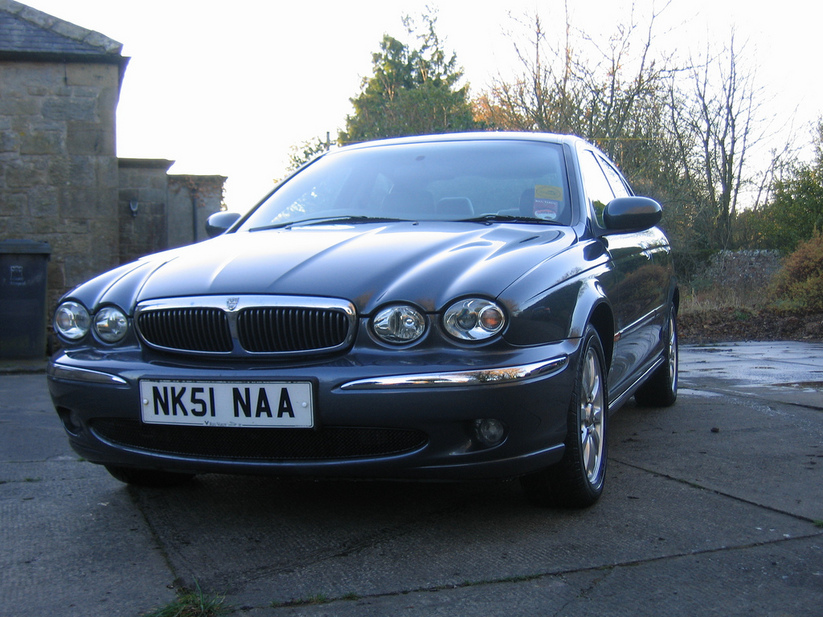 Jaguar X-Type 2.5 Automatic