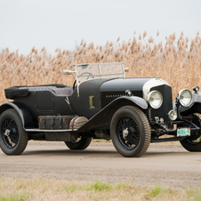 Bentley 4½-Litre